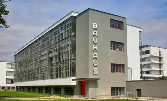 Samedi 19 octobre : matinée à thème  < Bauhaus : 1919 – 2019  - Le Bauhaus : des clés pour les 100 ans à venir ?>