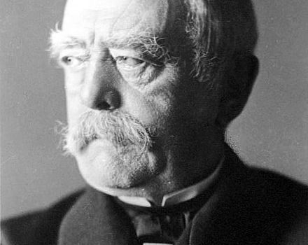 10 novembre – Conférence : Bismarck