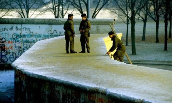 Samedi 9 novembre 2019 : 30 ans de la chute du mur : 1989-2019