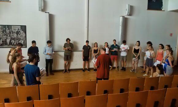 """Représentation """"Faust de Goethe"""", samedi 26 juin 2021 à 20h – Amphithéâtre Senghor"""