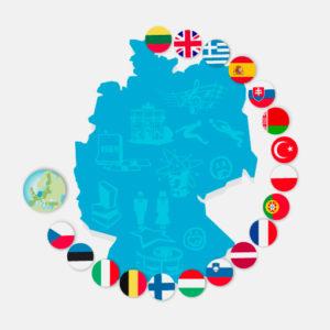 Que pense l'Europe de l'Allemagne ?
