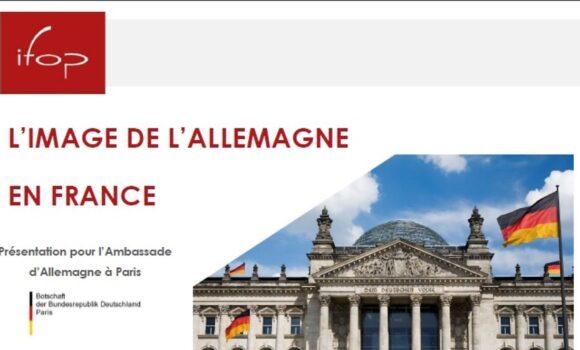 """""""L'image de l'Allemagne en France"""""""